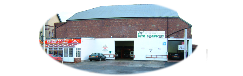 Auto Services Garage Picture
